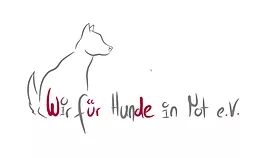 Logo Wir für Hunde in Not